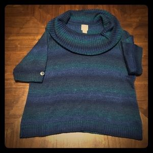 RUBY RD Cowl Neck Sweater, 1X
